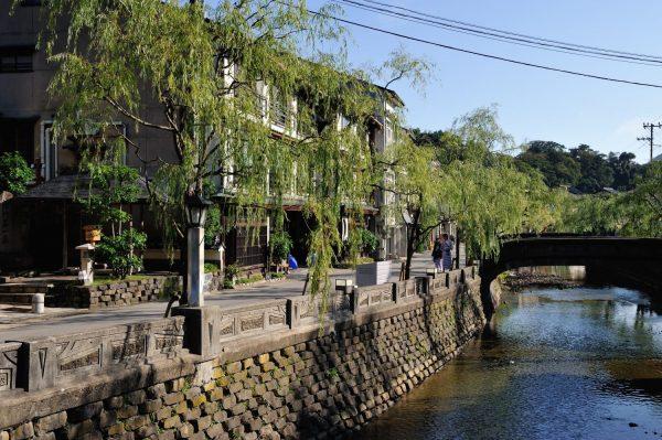 城崎温泉で過ごす